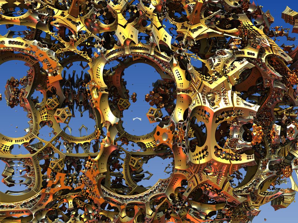 The Uncanny Dimension by weirdMushroom