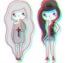 3D Girls by LaniNila
