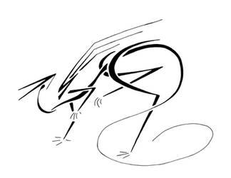 Skittish - Inked by Scaylen
