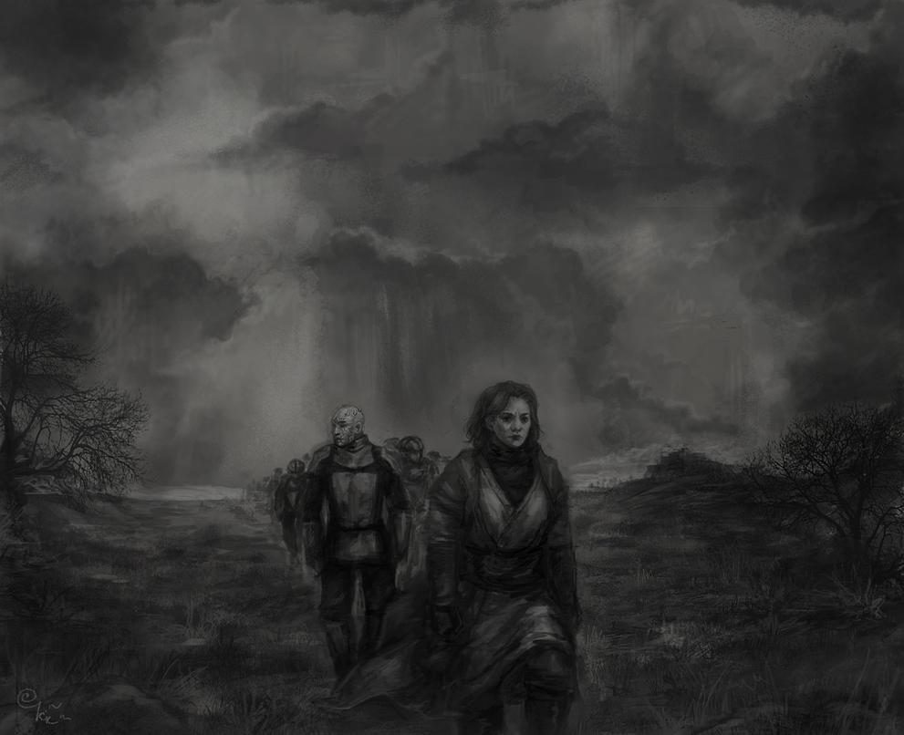 KOTOR Mandalorian Wars by Kistehvost