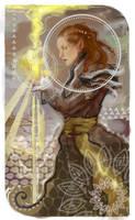 DAI Inquisitor tarot by Faietiya