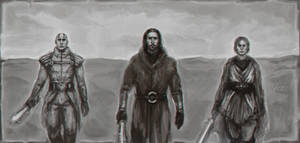 KOTOR Mandalorian Wars by Faietiya