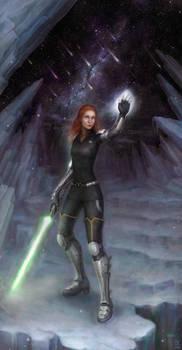 Jedi Arwende (commission)