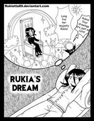 Rukia's dream - Restore