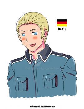 APH: Doitsu - Ludwig