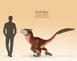 Indrakai by IllustratedMenagerie