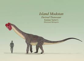 Island Modotan by IllustratedMenagerie
