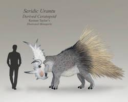 Seridic Urantu by IllustratedMenagerie