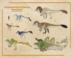 Megaraptorans of Kaimere