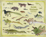 Fauna of the Seridic Wetlands