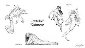 Merfolk of Kaimere