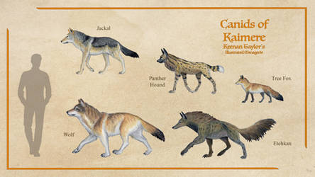 Canids of Kaimere