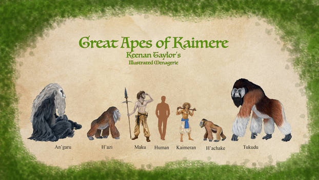 Great Apes of Kaimere
