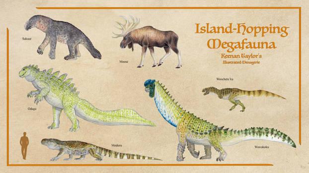 Island Hopping Megafauna