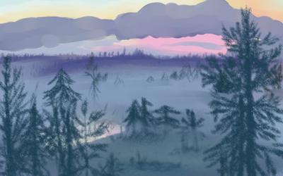 Mist by kukuzapol