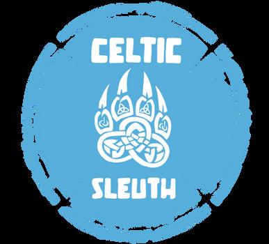 Celtic Sleuth by FrankieDoesArt