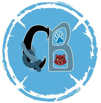 Celtic Bear Logo by FrankieDoesArt
