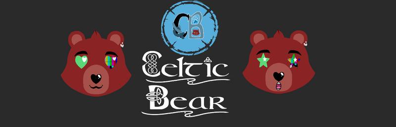 Celtic Bear Cover by FrankieDoesArt
