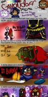 The Colorful Ganondorf Meme