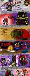 The Colorful Ganondorf Meme by HeartStringsXIII