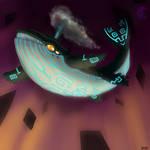Twilight Whale