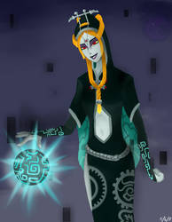 Imperial Twilight: Midna by HeartStringsXIII