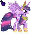 Princess Twilight Sparkle, The Alicorn