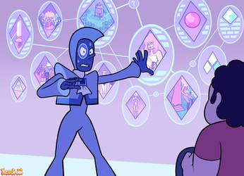 Diamond Conspiracy by HeartStringsXIII