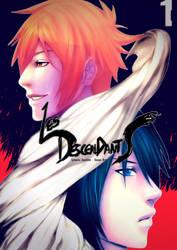 Les descendants en manga !
