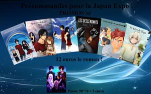 JAPAN EXPO : Precommandes