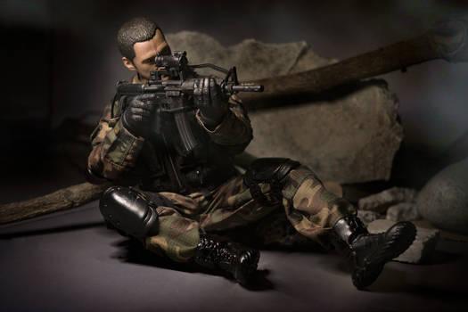 SS065 -Richard Armitage Action Figure