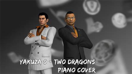 Two Dragons (Piano) - Yakuza/Ryu Ga Gotoku 0