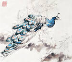 Peacock after Zhidong