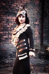Dark Desire - Steampunk Lady Attitude by DarkDesireStore