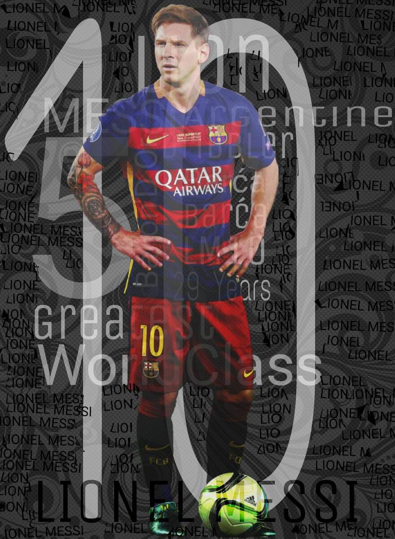 Sheemonmachingal Lionel Messi Lock Screen Wallpaper HD By