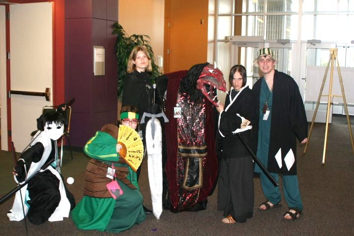 Our Skit group AnimeSTL 2010-2 by ShelandryStudio