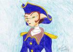 Art trade Captain Amelia finished
