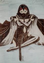 Death Angel 1992 by ShelandryStudio