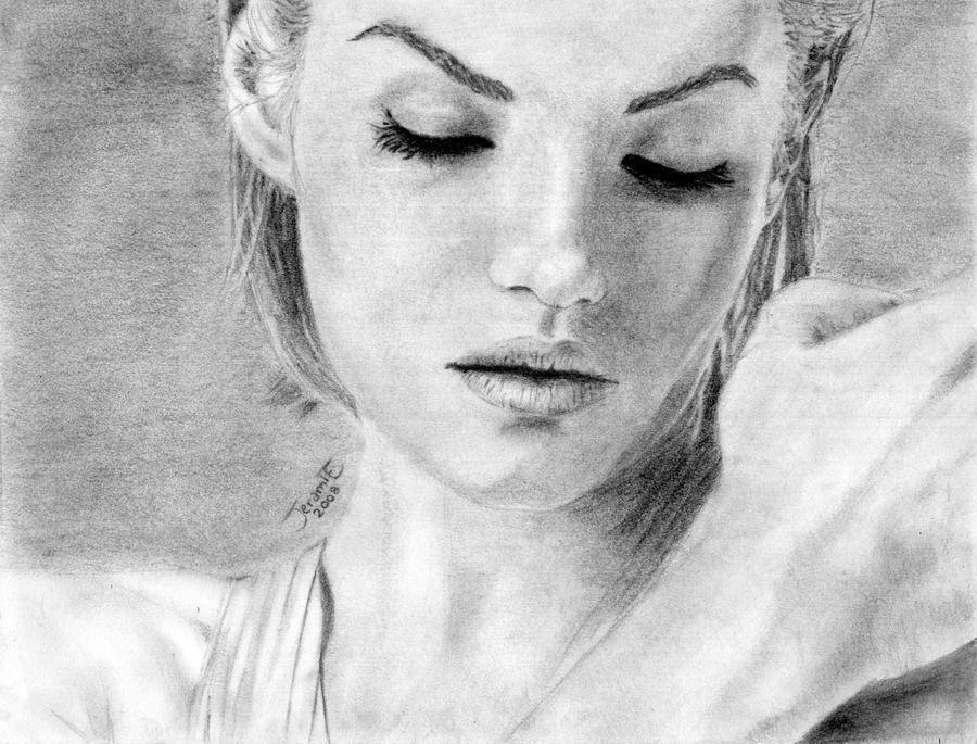 Elisha Cuthbert by Jeramie-Lim