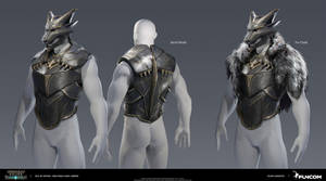 CONAN EXILES - Isle of Siptah - Wolf Armor