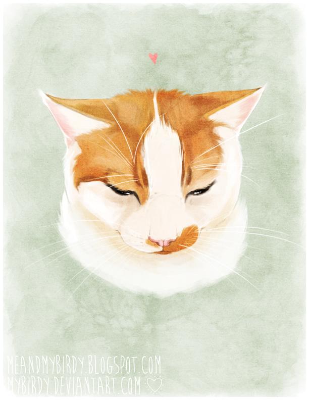 kitten mitten by mybirdy