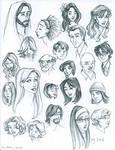 Faces Aplenty