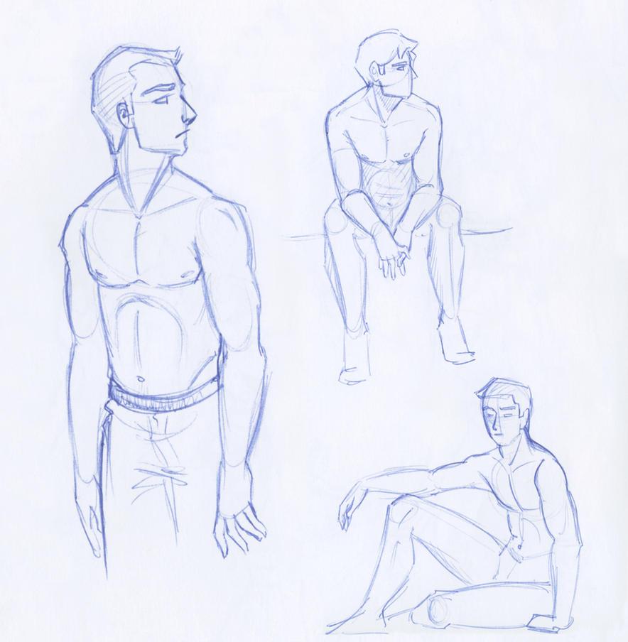 Sketchbook Fellaz by kuabci