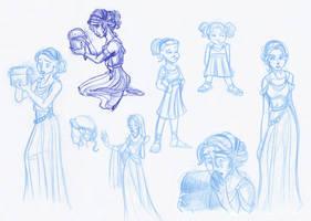 Pandora Concepts by kuabci