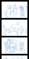 Magician's Nephew Storyboards