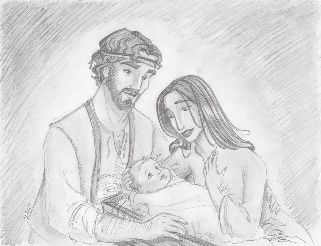 Nativity by kuabci