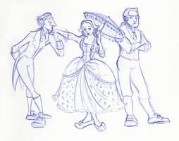Disney Un-Disneyed: Denizens of Sleepy Hollow by kuabci