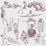 Figure Drawings 2016 0826b