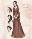Disney Un-Disneyed: Snow White (Painting)