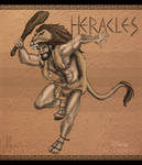 Disney Un-Disneyed: Heracles (P)